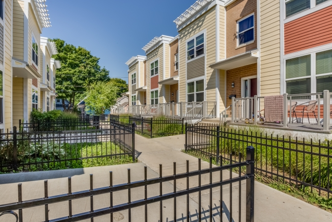 Silver City Townhomes